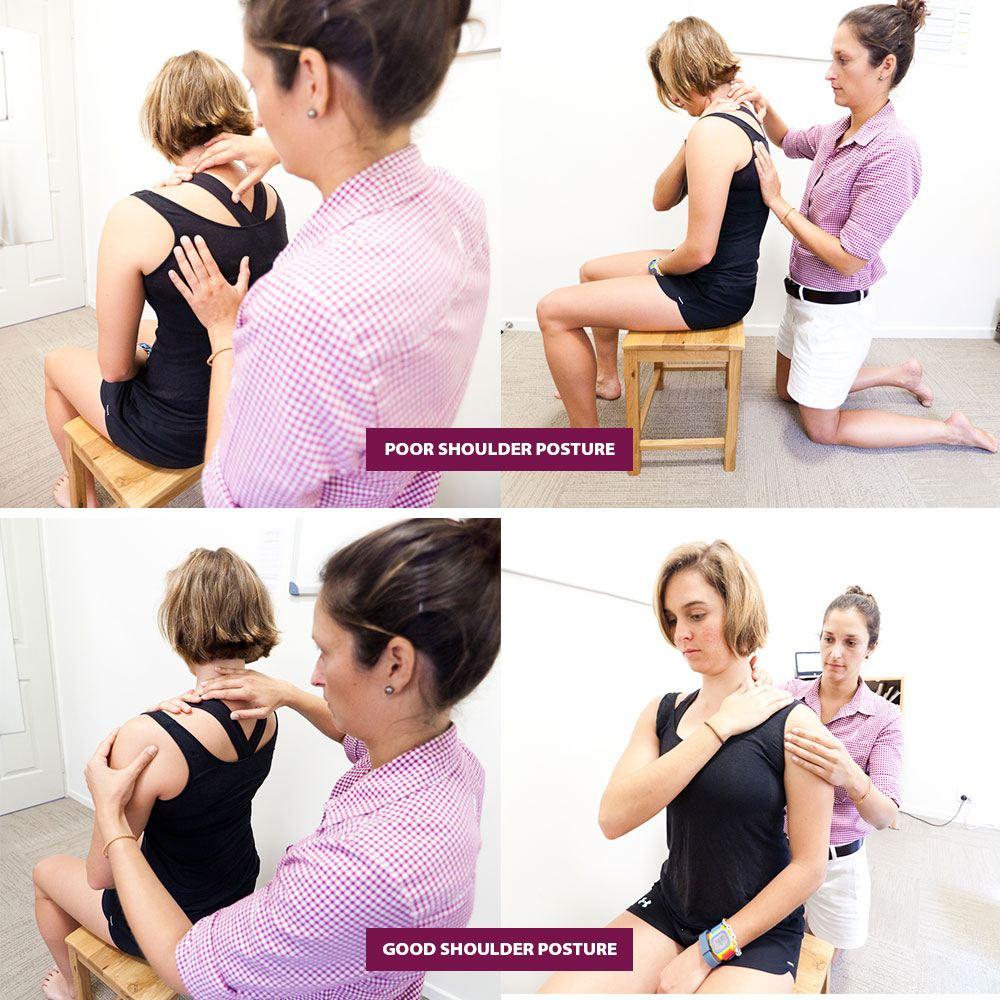 shoulder-posture