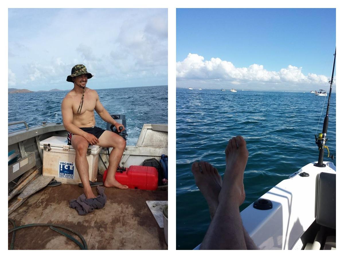 col fishing