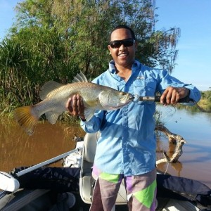 Fishing lifestyle Physiotherapy