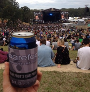 Barefoot Physiotherapy Splendour 2015
