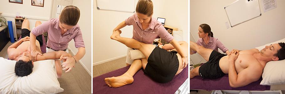 Barefoot nerve testing