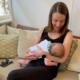 Breast bottle feeding