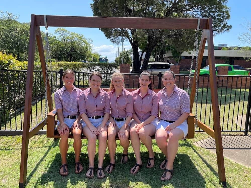 Barefoot Physio Brisbane team