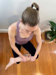 Muscle release calf