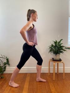Muscle stretch calf