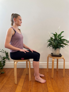 Muscle release hamstring