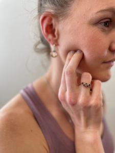 Muscle release jaw