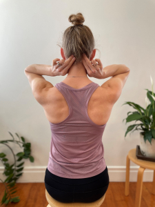 Muscle release neck pain